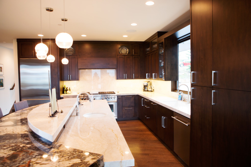 Contemporary Kitchen (11)